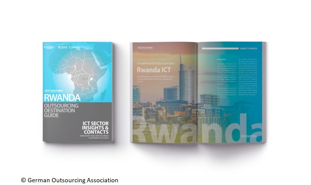 Reiseführer über Ruanda