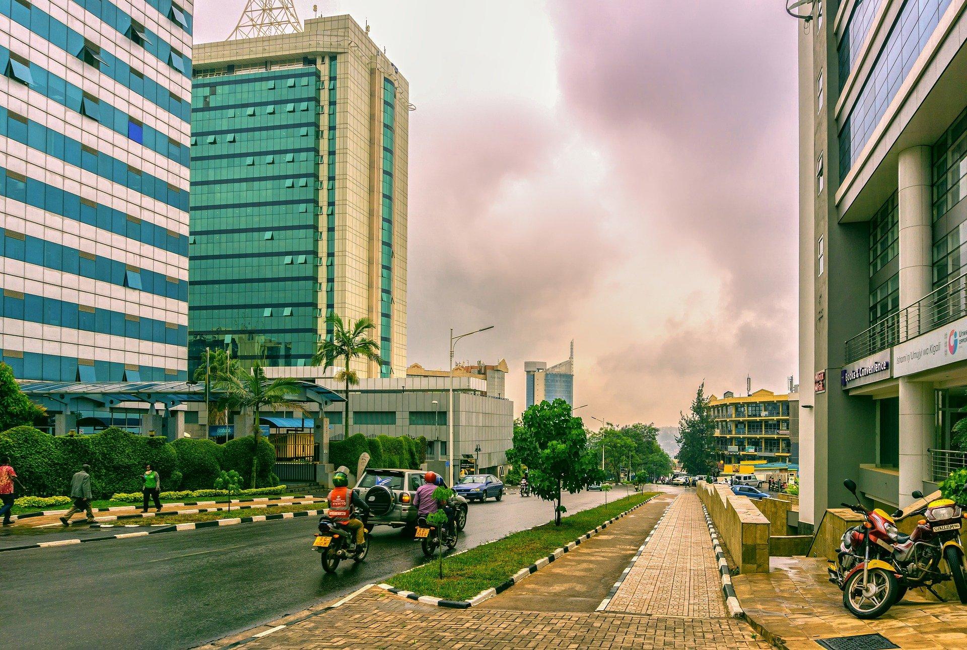 Kigali Downtown
