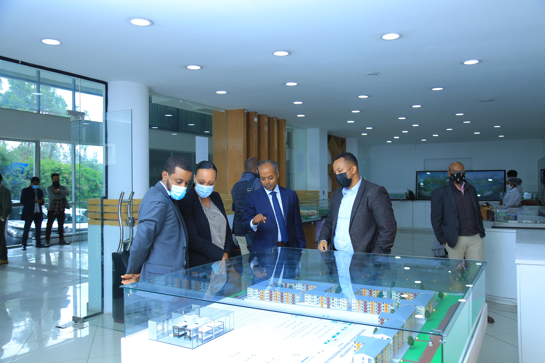 Konzeption neuer Wohnanlagen Hawassa Industrial Park