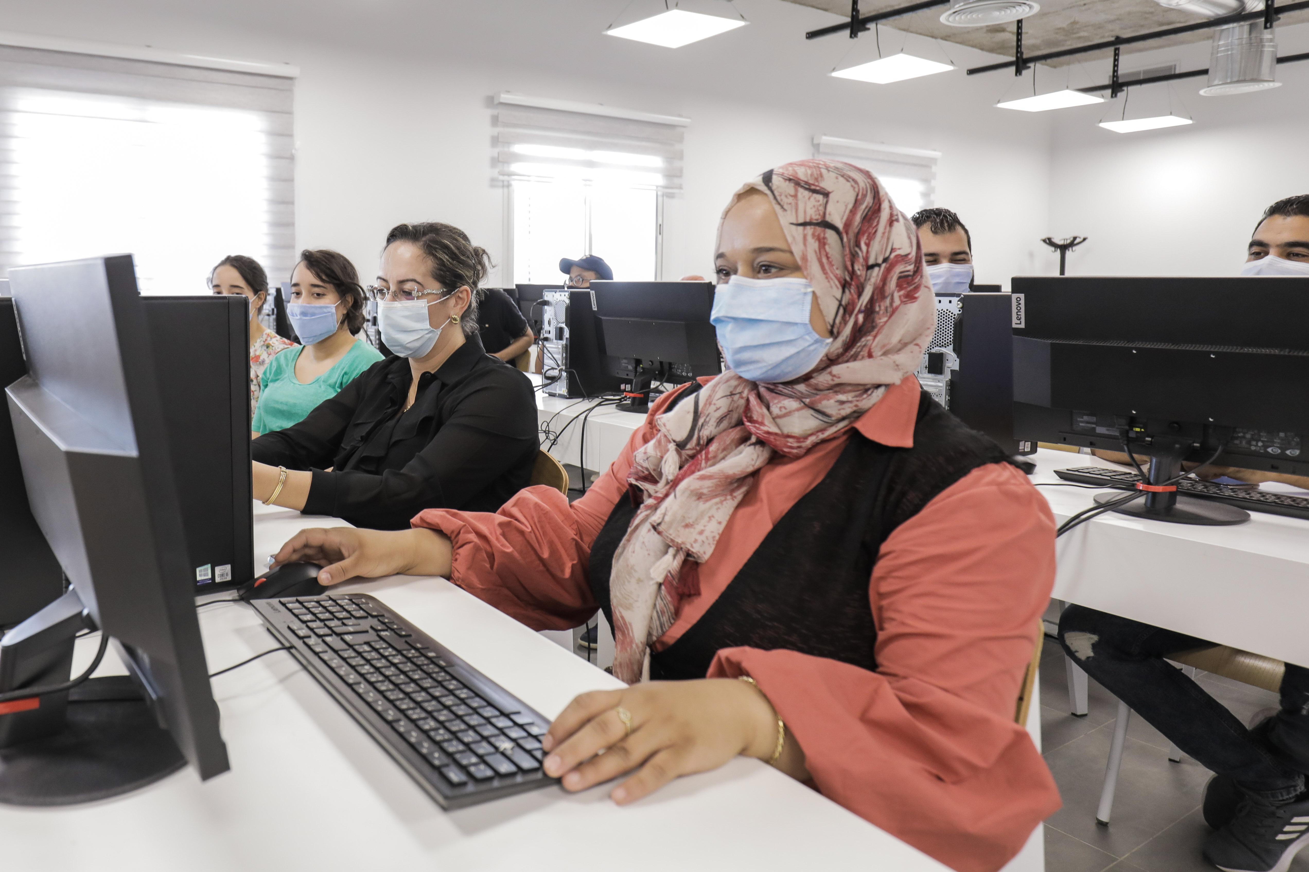 IT-Fachkräfte in Tunesien