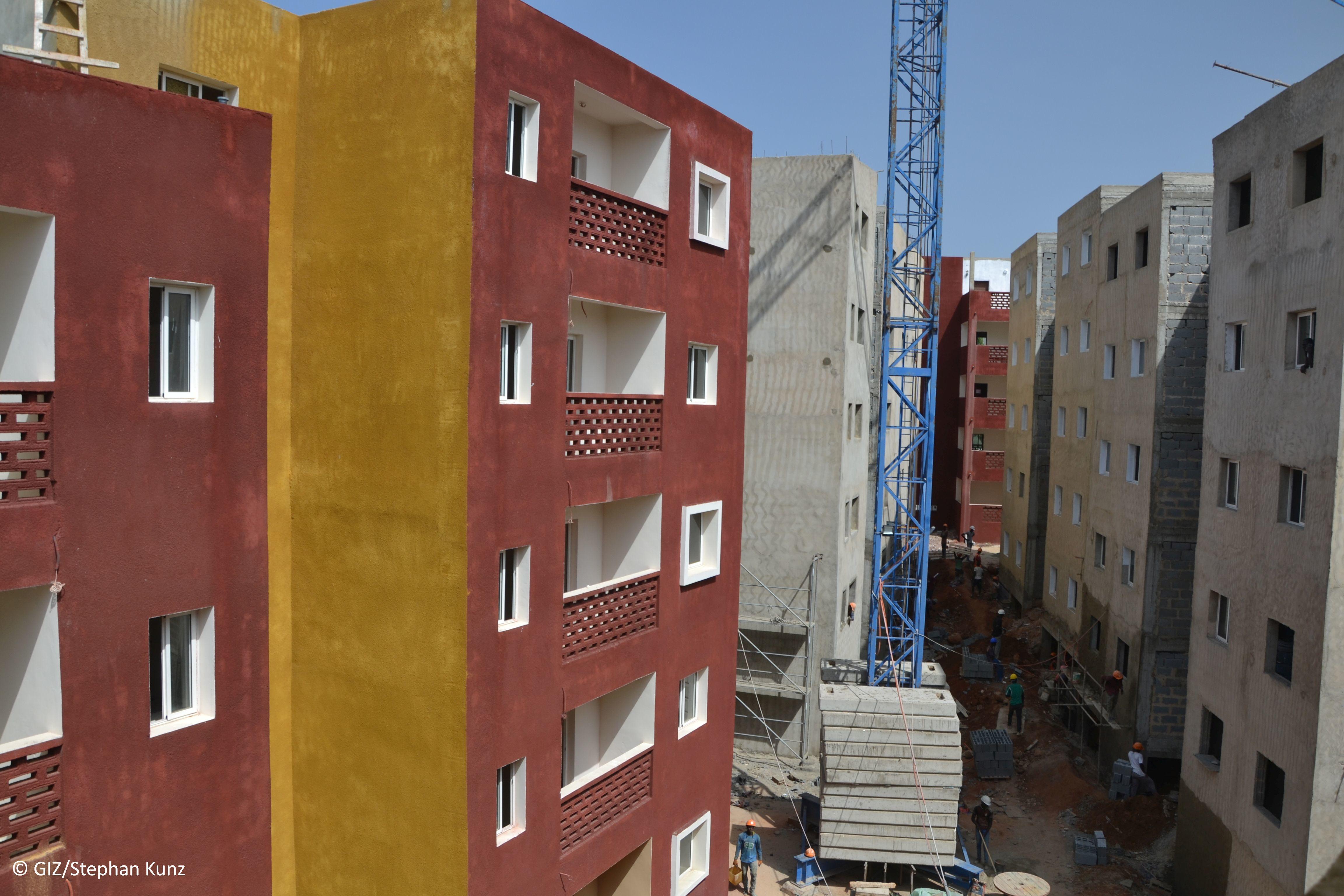 Projet «100.000 logements»