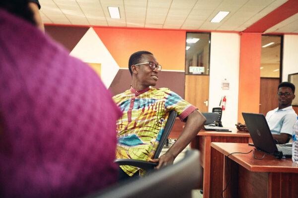 Bootcamp for promising start-ups from Ghana and Rwanda