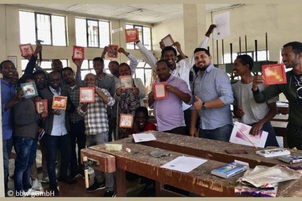 PartnerAfrika ermöglicht Zugang zu Berufsausbildungen