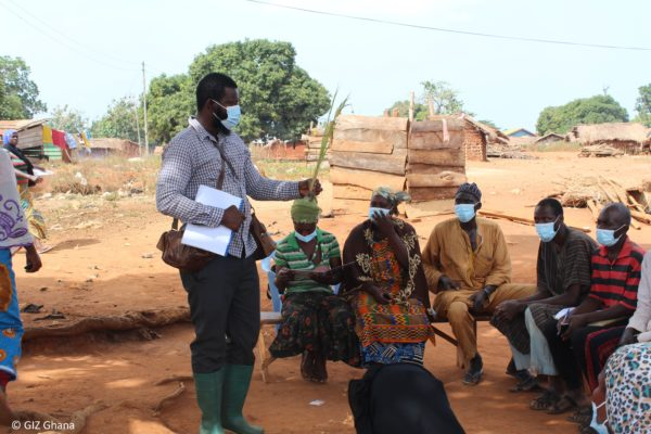 Training Trainers to set the tone for food security