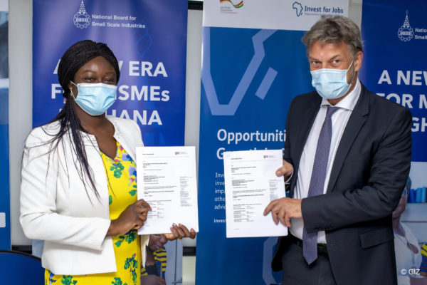 Invest for Jobs signs Grant Agreement to Promote SMEs
