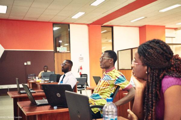 Soutien pour start-ups africaines