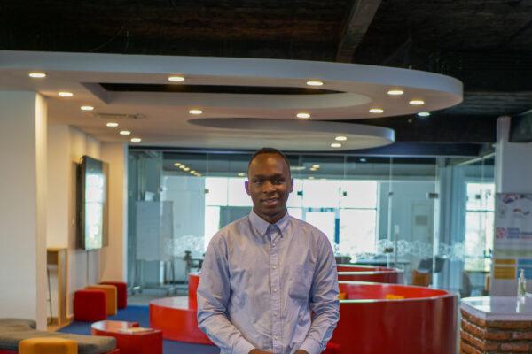 IT training participants graduate into internships