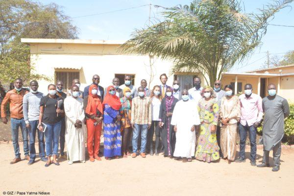 Lancement du projet de facilitation des échanges au Sénégal