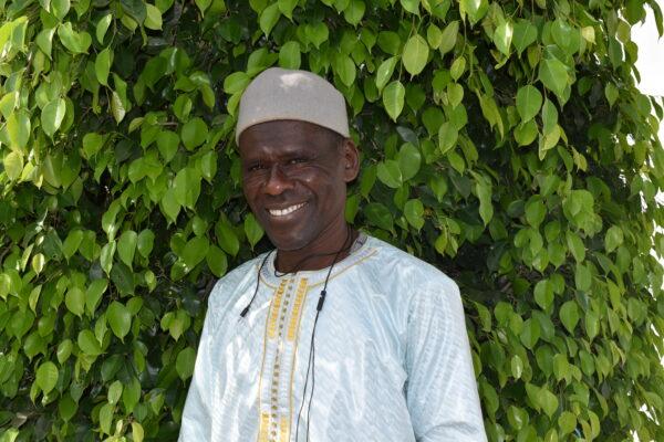 Saidou Diop: Korbwarenmacher in Senegal