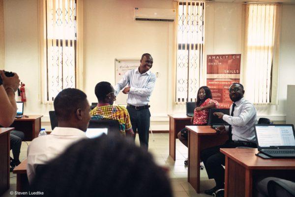 AmaliTech unterstützt junge Talente und schließt digitale Lücke