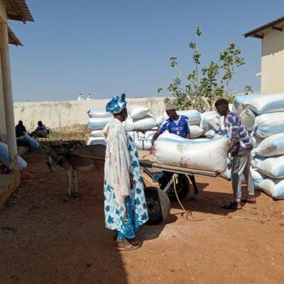 Appui au secteur agricole dans le contexte du COVID
