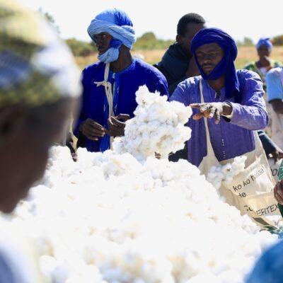 Revitalisation du secteur textile sénégalais