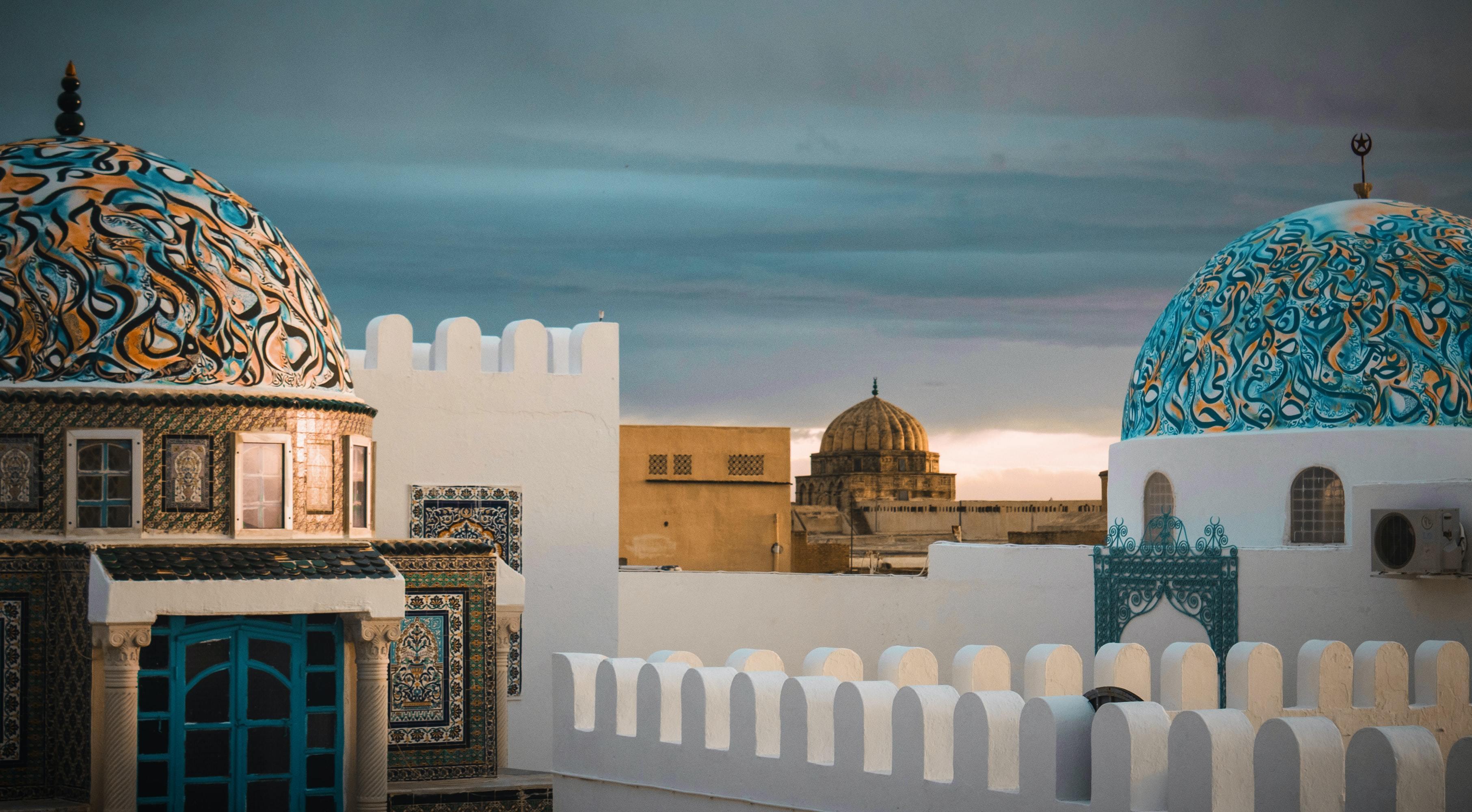Houses in Tunisia
